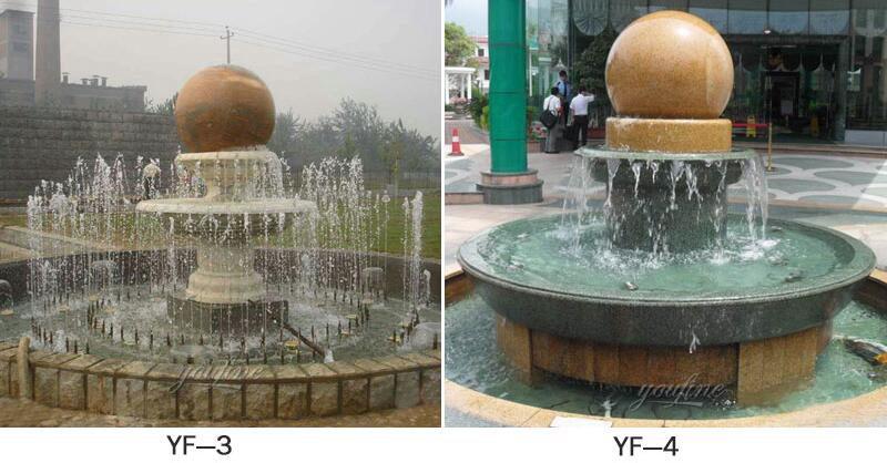sphere water fountain outdoor (2)
